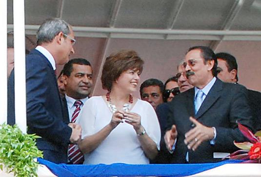 Arantes-Valentin-Rousseff-Rocha