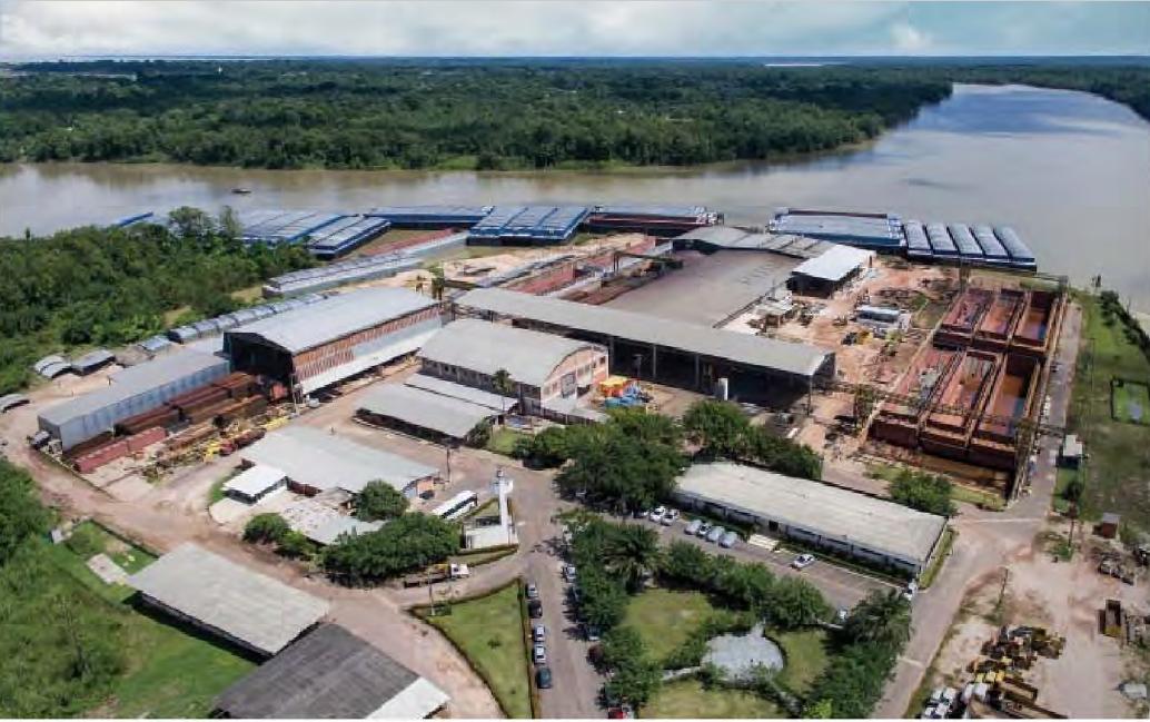 Resultado de imagem para Estaleiro Rio Maguari (ERM)
