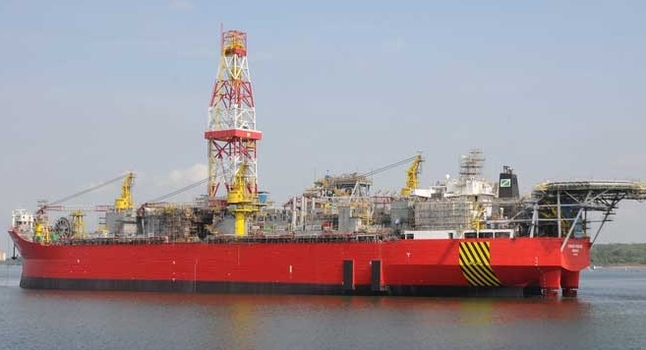 FPSO Dynamic Producer no campo de Búzios