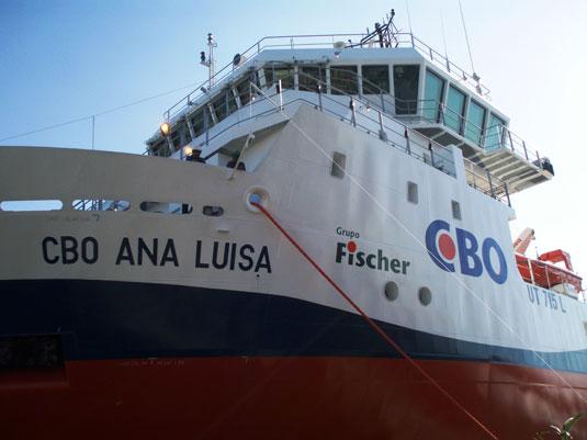 CBO Ana Luisa em 26 de Agosto de 2010
