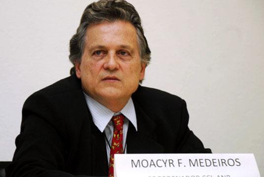 Moacyr Medeiros, coordenador de conteúdo local da ANP