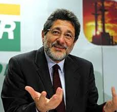 Sergio Gabrielli, presidente da Petrobras