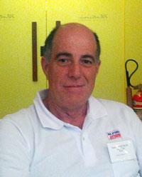 Dante Pozzi Neto,  diretor da Alpina Briggs