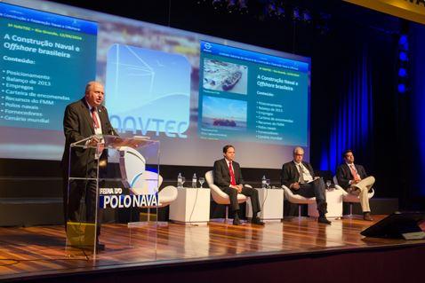 Novos investimentos na região foram exaltados por empresários em evento do setor. Foto: Marcel Streicher | Divulgação | JC